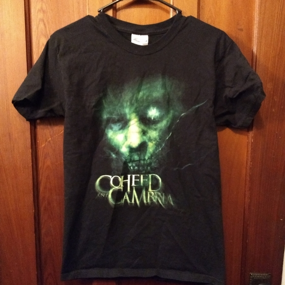 Coheed and Cambria Other - COHEED & CAMBRIA T-SHIRT 👕 Rock Music Band NEW